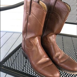 Justin Roping Boots
